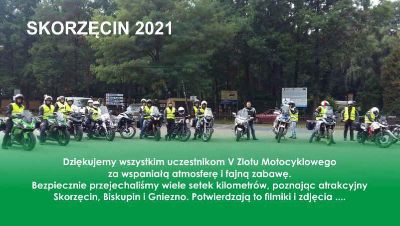 V Zlot Motocyklowy Skorzęcin 2021